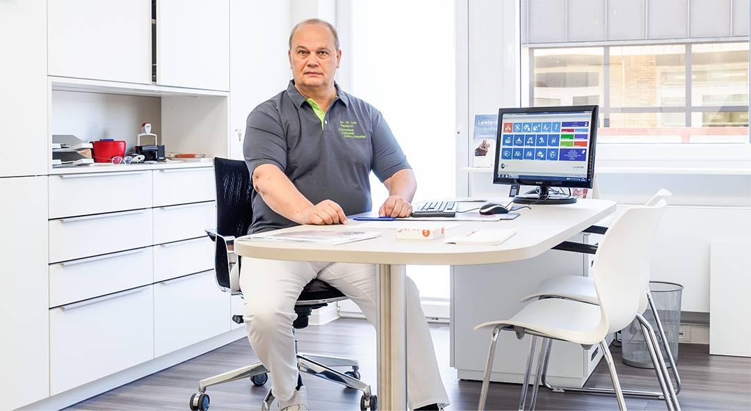 Dr. Waldemar Lau